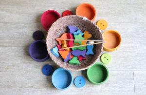 Jeu atelier Montessori